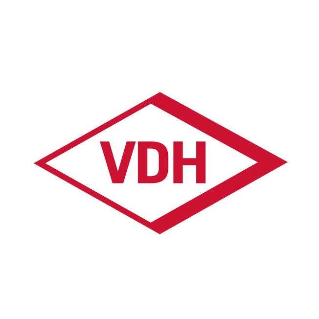 Wir sind Mitglied beim VDH